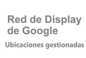 ubicaciones gestionadas google adwords