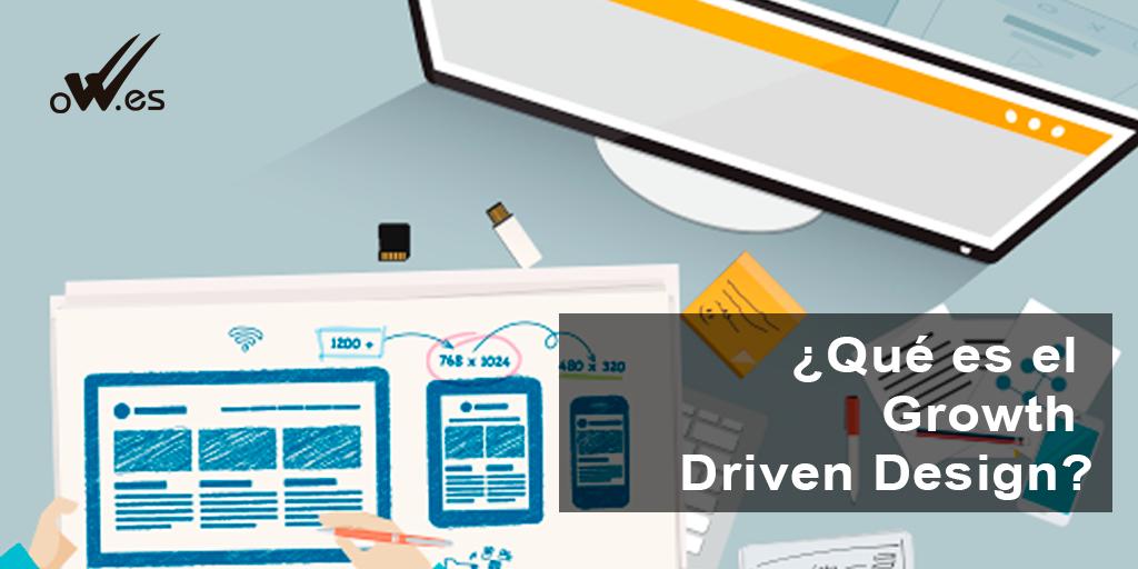 Desk with driven design