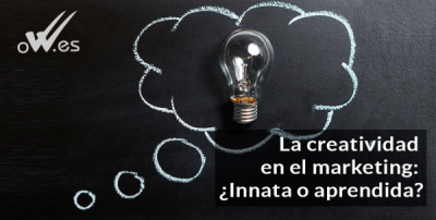 Creatividad y Marketing