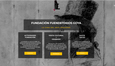 Fuendetodos Goya OptimaWeb