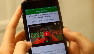 video promociomal creacion de apps