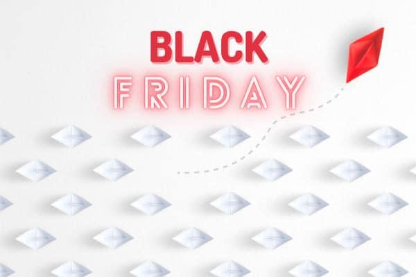 Cómo usar el copy para tu estrategia de venta de Black Friday